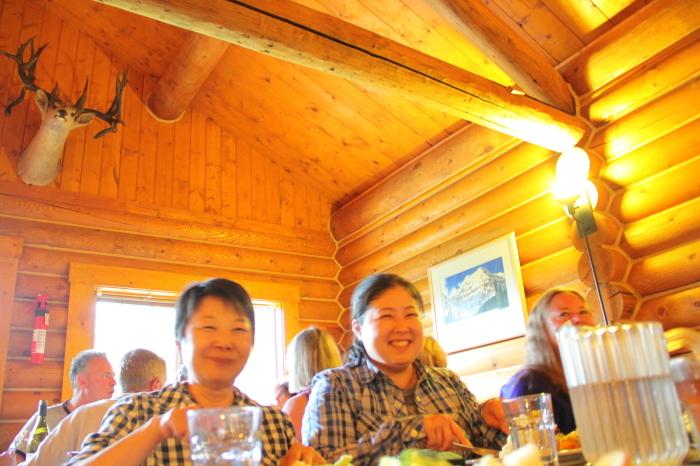 鈴木様 Lake O\'Hara と Shadow Lake Lodgeの旅_d0112928_18121680.jpg