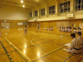 星置・明日風教室 夏期昇級審査会最終日!_c0118332_22041874.jpg
