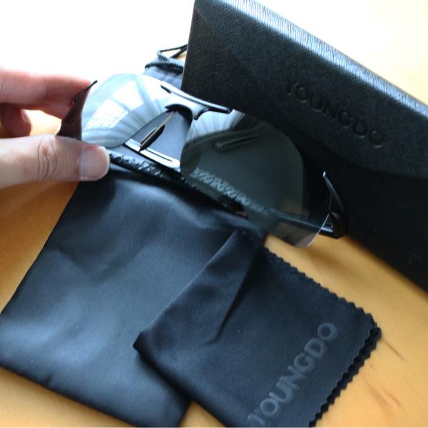 【AD】走るとき用のサングラスが欲しかったので_c0060143_20550715.jpg