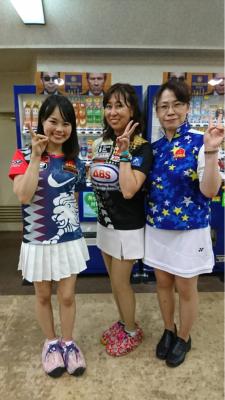 松岡美穂子プロ優勝記念大会✨_a0258349_19302475.jpg