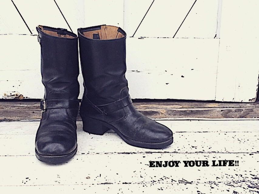 ENJOY YOUR  LIFE!!_f0203050_1232584.jpg