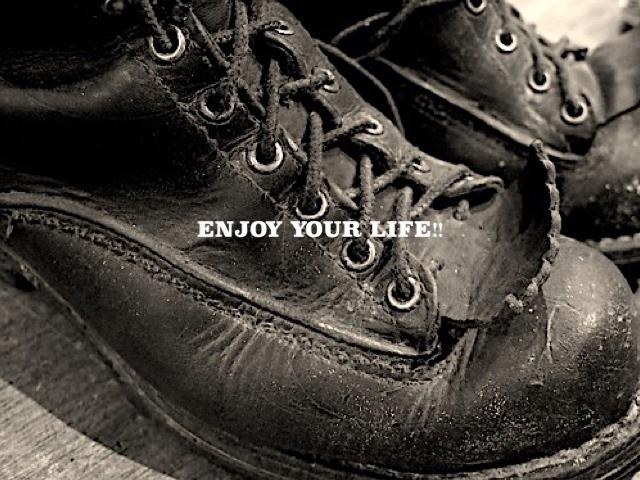 ENJOY YOUR  LIFE!!_f0203050_12325875.jpg