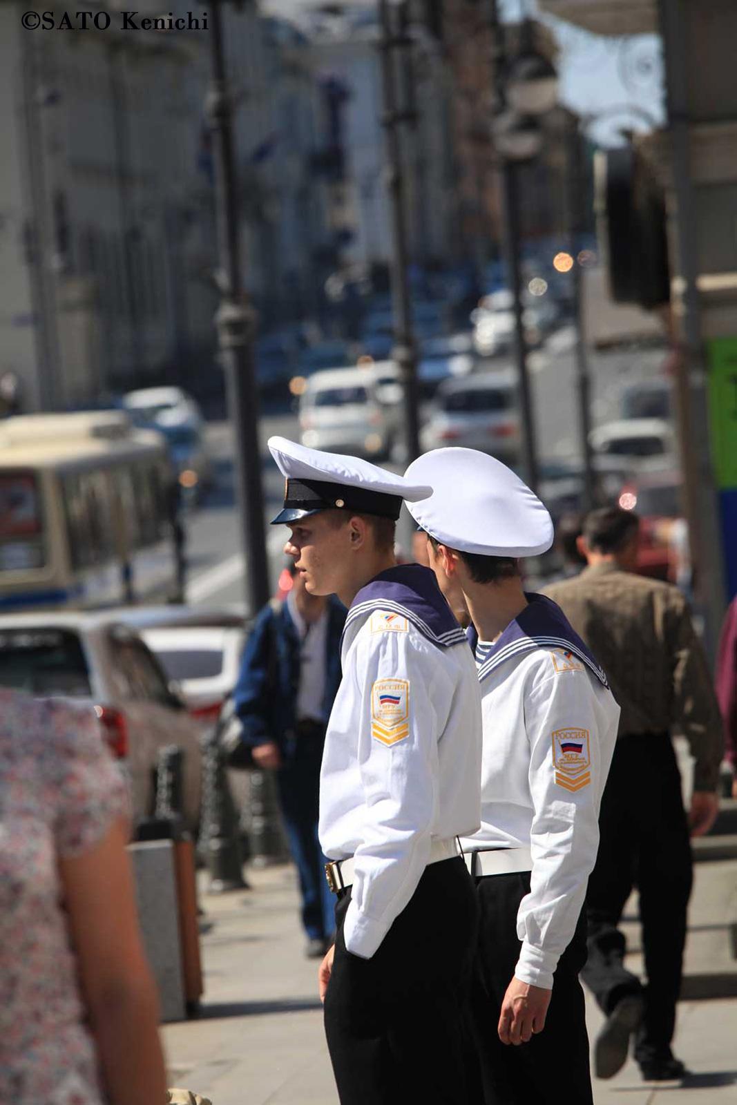 021 ウラジオストクで見かけた水兵さん_b0235153_101934100.jpg