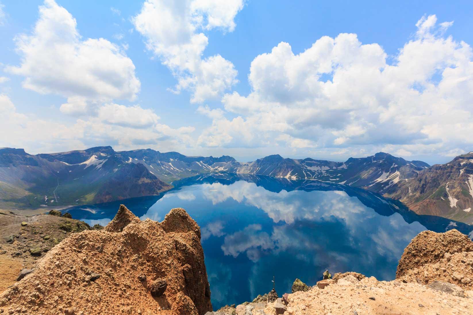 聖なる高原リゾート、長白山に登る_b0235153_1334527.jpg