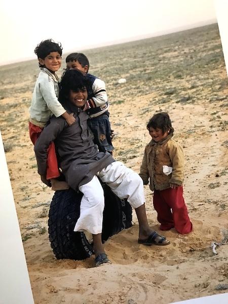 ARAB シリアの砂漠に生きる家族_a0087957_00374973.jpg