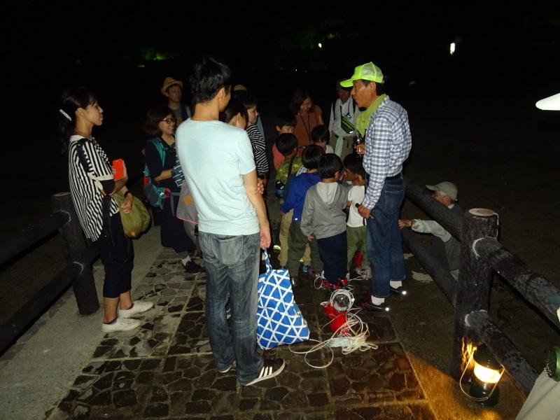 ZooCan企画「ウミホタル観察&カブトムシ探し_c0108460_00423255.jpg