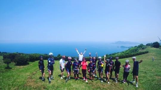 7月30日開催「voyAge touring \'Le Tour De 山口 160km\' 146」の日記_c0351373_15292129.jpg