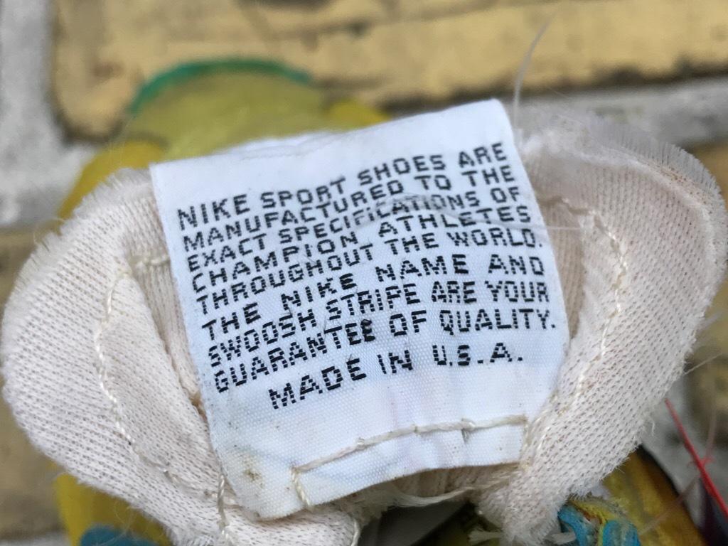 神戸店8/2(水)ヴィンテージ入荷! #5 Vintage Sneaker!Vintage T-Shirt !!!_c0078587_18032078.jpg