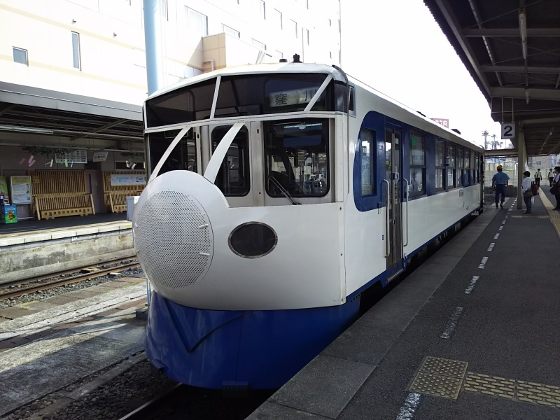 キハ32-3 鉄道ホビートレイン : どっきん四国愛らんど~南予に集うJR ...