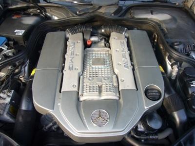 メルセデスベンツ AMG E55 車検整備_c0267693_10510276.jpg