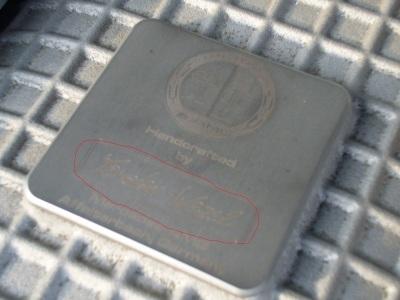 メルセデスベンツ AMG E55 車検整備_c0267693_10510827.jpg