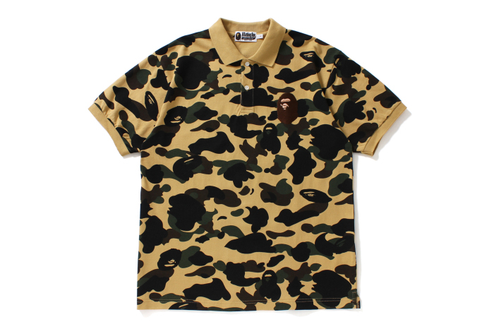 1ST CAMO LARGE APE HEAD POLO_a0174495_12525138.jpg