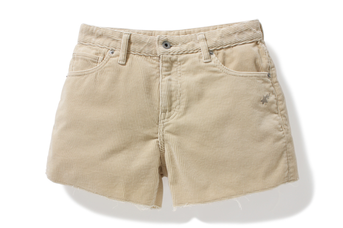 APE HEAD CORDUROY SHORTS_a0174495_12562326.jpg