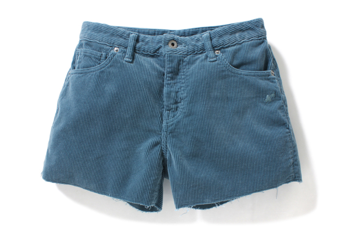APE HEAD CORDUROY SHORTS_a0174495_12564382.jpg