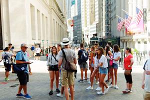 夏のNYのウォール街をお散歩_b0007805_20262777.jpg