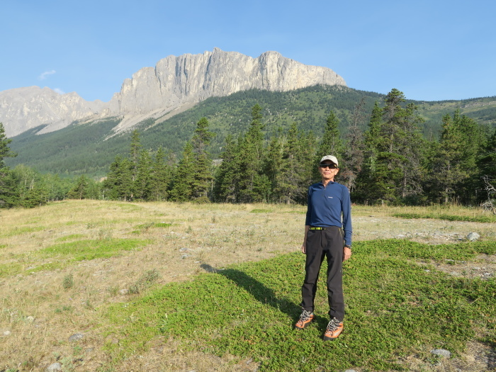 2度目の挑戦でついに登頂なるか! ロッキーの名峰 Mt.アシニボイン(3618m)_d0112928_22595592.jpg