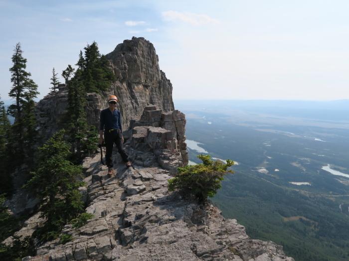 2度目の挑戦でついに登頂なるか! ロッキーの名峰 Mt.アシニボイン(3618m)_d0112928_23144822.jpg