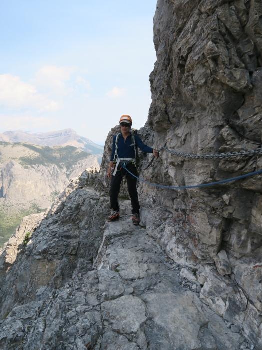 2度目の挑戦でついに登頂なるか! ロッキーの名峰 Mt.アシニボイン(3618m)_d0112928_23171154.jpg
