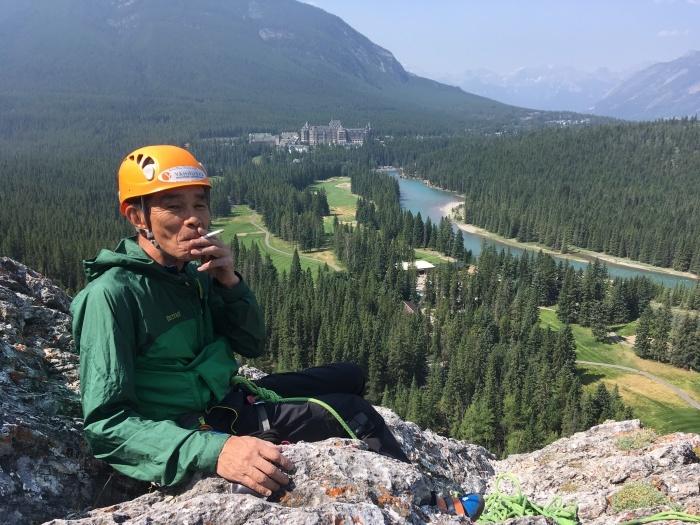 2度目の挑戦でついに登頂なるか! ロッキーの名峰 Mt.アシニボイン(3618m)_d0112928_23564868.jpg