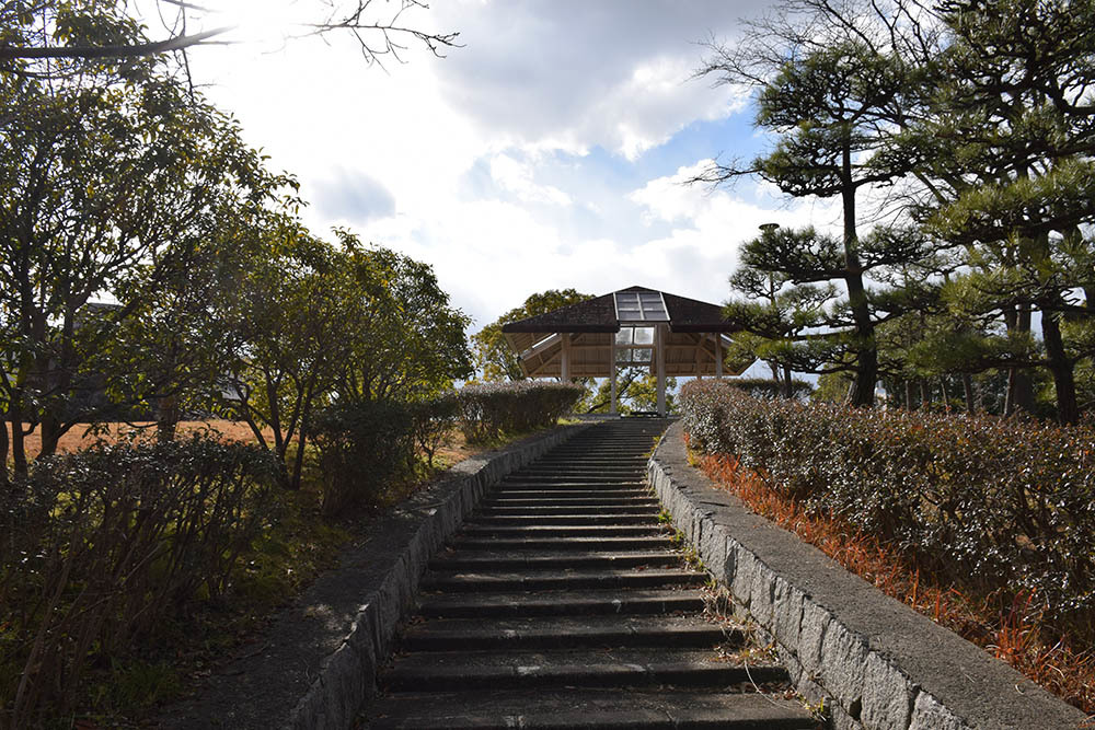 太平記を歩く。 その96 「阪本城跡(大倉山公園)」 神戸市中央区_e0158128_20123682.jpg