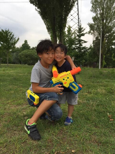 暑い日の過ごし方(大阪編)_c0113733_23294595.jpg