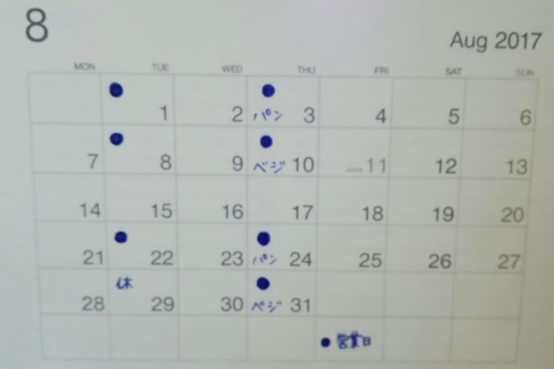 8月の予定です。_c0199544_11460115.jpg