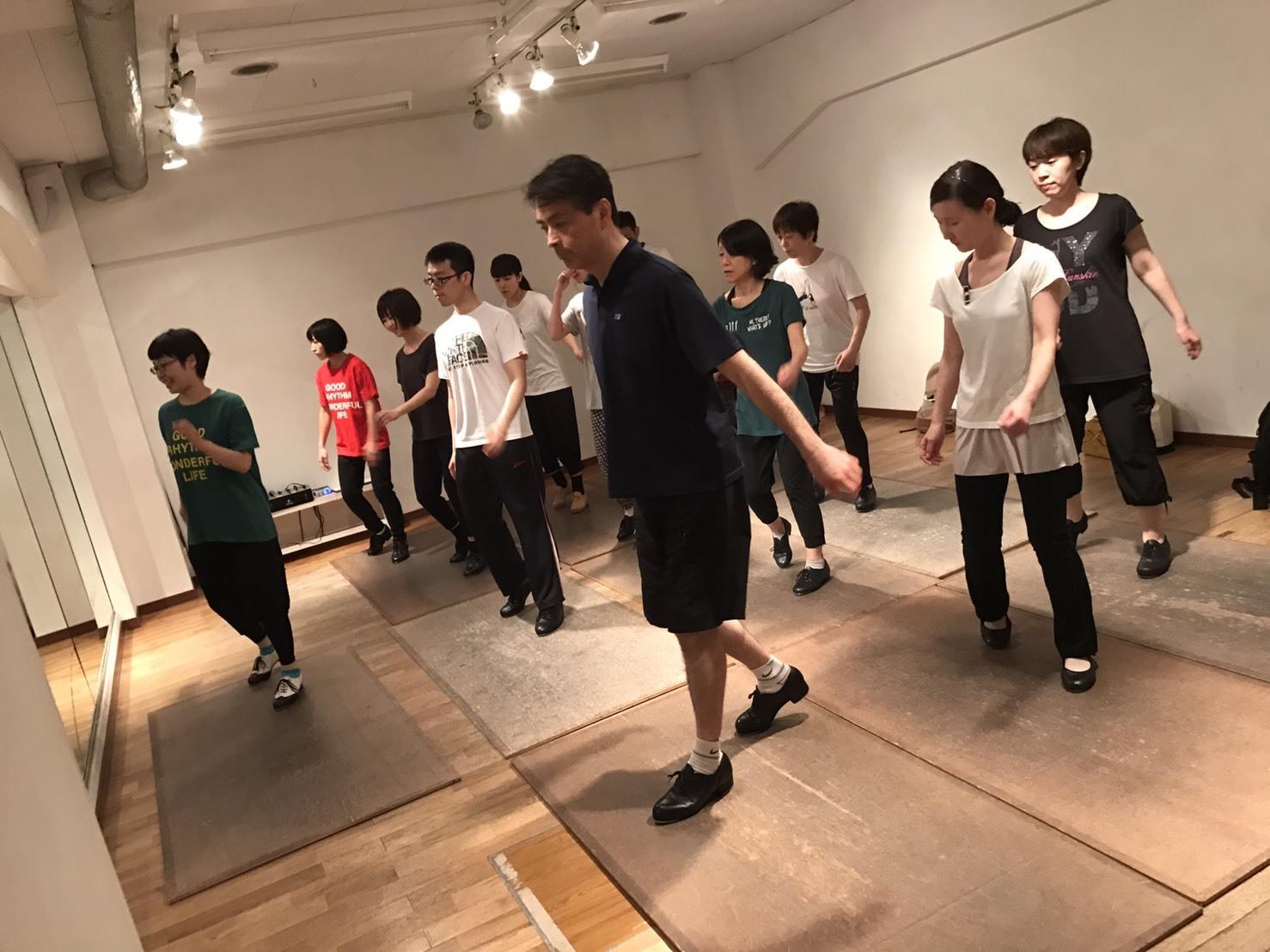 KAZ TAP STUDIO 夏のワークショップ!!!_f0137346_17274061.jpg
