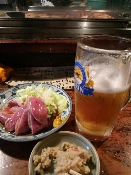 老舗の居酒屋_c0071847_16574196.jpg