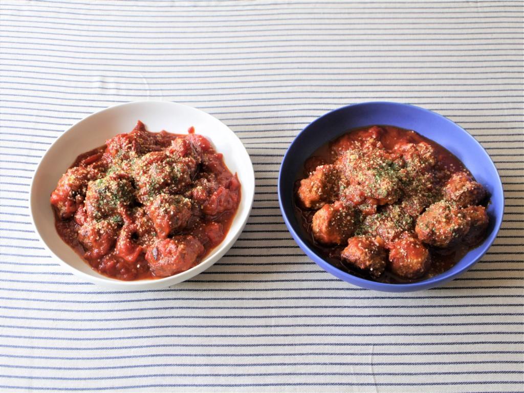 肉だんごのトマト煮_f0220354_09183022.jpg