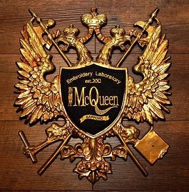 刺繍屋McQueenは今日で5周年を迎えました♪_e0260759_11495990.jpg