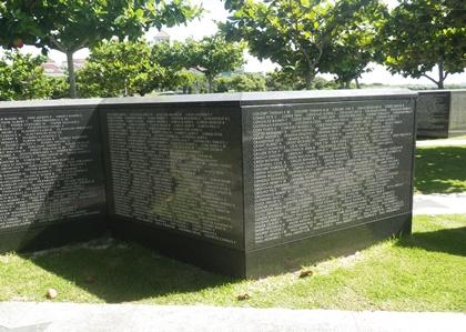 沖縄・平和祈念公園の石碑_b0312424_23395488.jpg