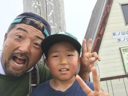 久々にタケと二人登山!!_f0101226_00275478.jpg
