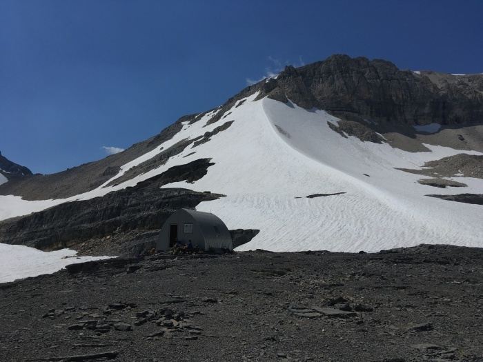 2度目の挑戦でついに登頂なるか! ロッキーの名峰 Mt.アシニボイン(3618m)_d0112928_00354996.jpg
