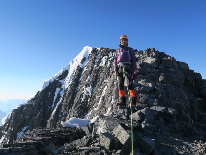 2度目の挑戦でついに登頂なるか! ロッキーの名峰 Mt.アシニボイン(3618m)_d0112928_00525327.jpg