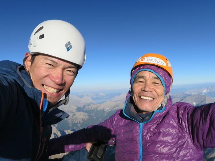 2度目の挑戦でついに登頂なるか! ロッキーの名峰 Mt.アシニボイン(3618m)_d0112928_01082295.jpg