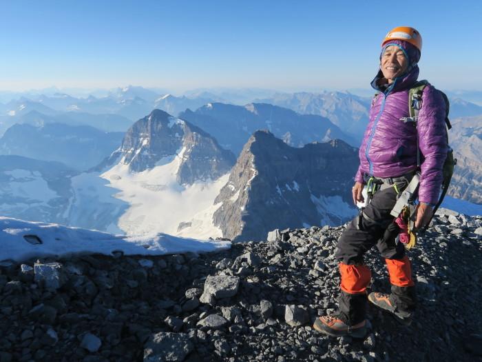 2度目の挑戦でついに登頂なるか! ロッキーの名峰 Mt.アシニボイン(3618m)_d0112928_01093098.jpg