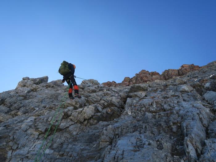 2度目の挑戦でついに登頂なるか! ロッキーの名峰 Mt.アシニボイン(3618m)_d0112928_01111044.jpg