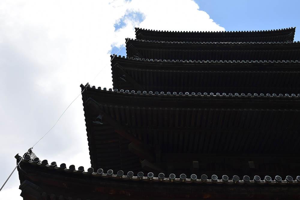 太平記を歩く。 その109 「東寺」 京都市南区_e0158128_19305106.jpg