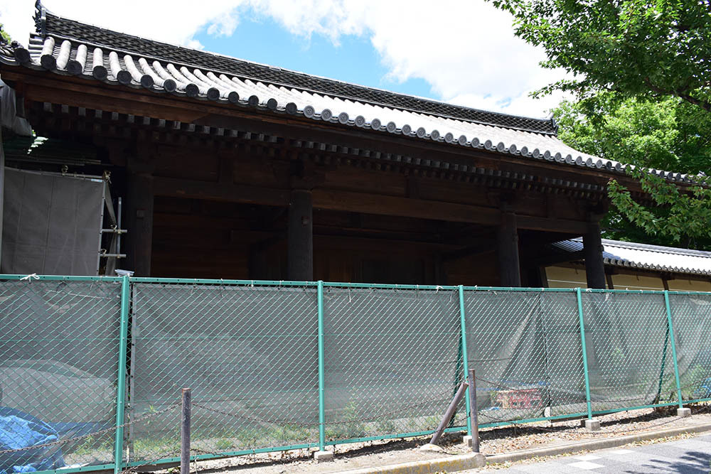 太平記を歩く。 その109 「東寺」 京都市南区_e0158128_19325221.jpg