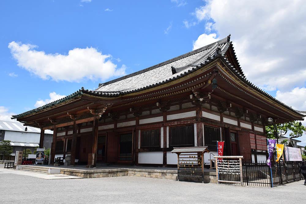 太平記を歩く。 その109 「東寺」 京都市南区_e0158128_19385329.jpg