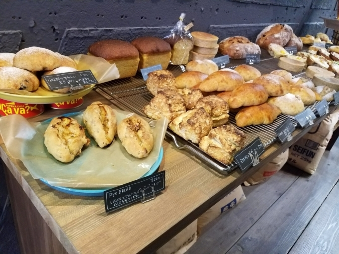 パン屋 La LOTTA Bakery(神戸市中央区)_a0105740_09345378.jpg