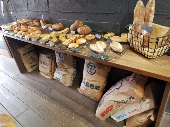 パン屋 La LOTTA Bakery(神戸市中央区)_a0105740_09345878.jpg