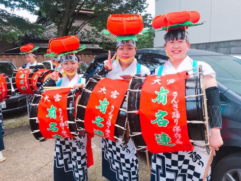 盛岡さんさ踊り٩(๑❛ᴗ❛๑)۶〜40周年記念〜_b0199244_06574826.jpg