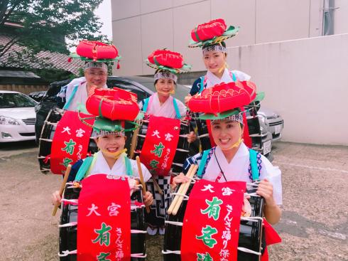 盛岡さんさ踊り٩(๑❛ᴗ❛๑)۶〜40周年記念〜_b0199244_06574827.jpg