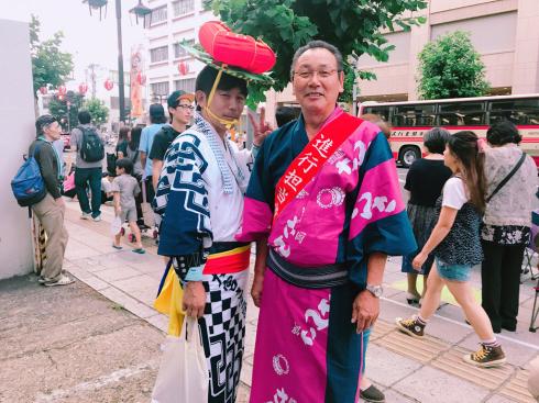 盛岡さんさ踊り٩(๑❛ᴗ❛๑)۶〜40周年記念〜_b0199244_06574970.jpg
