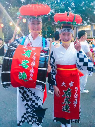 盛岡さんさ踊り٩(๑❛ᴗ❛๑)۶〜40周年記念〜_b0199244_06575029.jpg