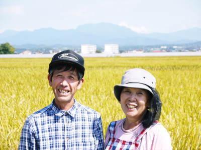 七城米 長尾農園 令和元年度のお米も美しく、元気に成長中!!平成30年度の『七城米』残りわずかです!_a0254656_20151311.jpg