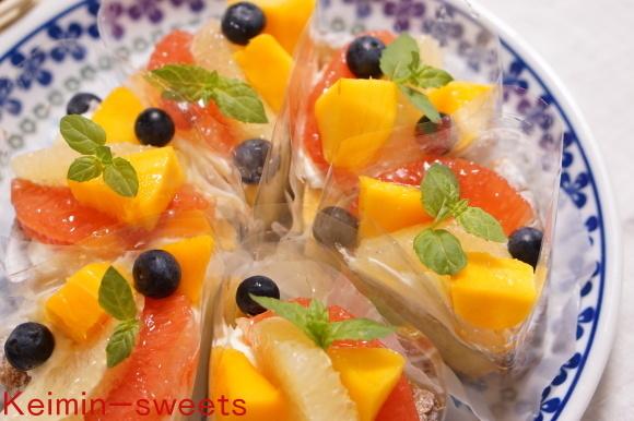 夏のおすすめムースケーキ&ストーリー⑯_c0169360_10120945.jpg