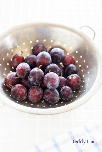 fresh prunes  フレッシュプルーン_e0253364_15560606.jpg