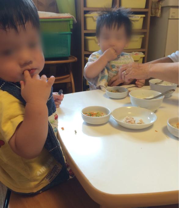 8月2日の給食と乳児クラスの食事の様子_c0293682_17290753.jpg